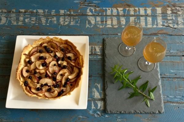chambre hôtes honfleur bois pierres assiette gourmande tarte pommes