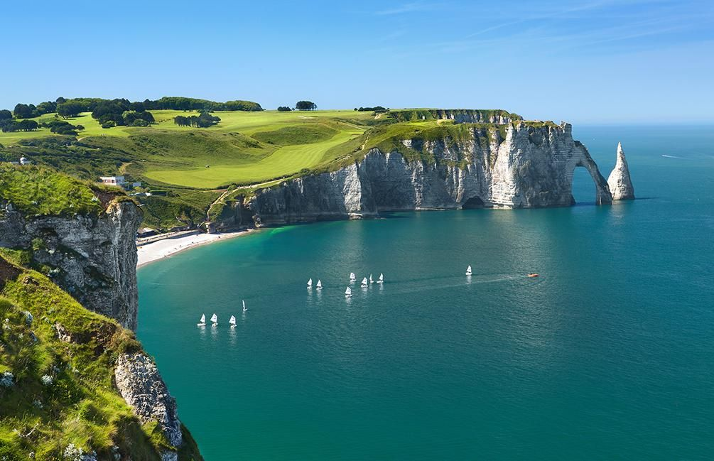🇳🇱 Onderbreek je reis naar Bretagne met een tussenstop in Normandië